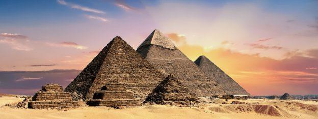 piramidy egipskie - zdjęcie